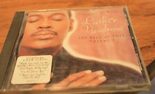 CD Luther Vandross The Best of Love