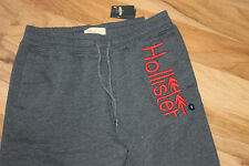 Hollister Men'S Sweatpants Red Blue Size S New with Label