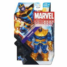 "MARVEL UNIVERSE INCREDIBLE THANOS 3.75"" ACTIONFIGUR"