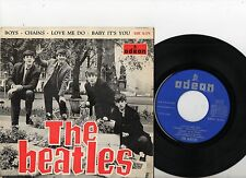 BEATLES EP PS Love Me Do Spain DSOE 16.574 very rare Spanish cover!!