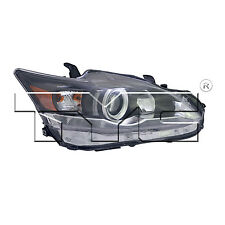 TYC NSF Right Side Halogen Headlight Assy For Lexus CT200h 2011-206 Models
