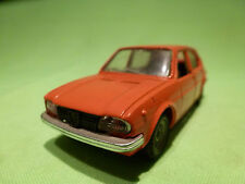 MEBETOYS  1:43   ALFASUD  -  A 55 SPECIALS WHEELS      -   IN GOOD CONDITION