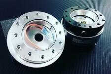 PHASE 2 SHORT HUB BOSS WITH QUICK RELEASE COMBO FOR 89-98 NISSAN 240SX S13 S14