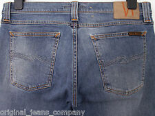 Nudie tight long john org light faded jeans N703 W32 L32 (a699)