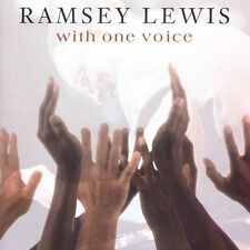 With One Voice by Ramsey Lewis (CD, Sep-2005, Narada) BMG