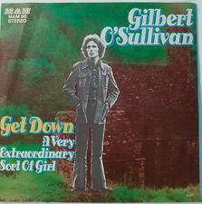 "Gilbert O 'Sullivan-Get Down-Single 7"" (f454)"