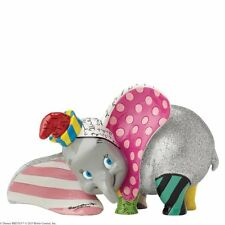 Disney Britto Dumbo Figurine - The Flying Elephant - Disney Showcase Collection