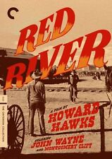 CRITERION COLLECTION: RED RIVER - DVD - Region 1 - Sealed