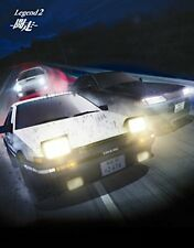 ANIME-NEW INITIAL D THE MOVIE - LEGEND 2: RACER (TOSO)-JAPAN Blu-ray Ltd/Ed AG86