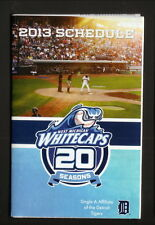 2013 West Michigan Whitecaps Schedule--Auto Value
