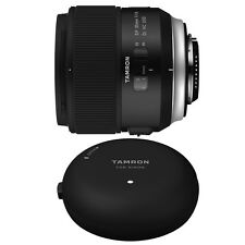 Tamron SP 35mm f/1.8 Di VC USD Lens and TAP-In-Console for Canon Mount Cameras