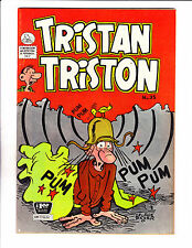 "Tristan Triston No 35 1957 -Spanish Sad Sack- ""Bird Pecking Helmet Cover! """