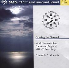 Crossing the Channel: Music from Medieval France and England, New Music