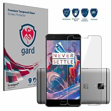 gard® Genuine Clear Tempered Glass Screen Protector for OnePlus 3T