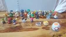 OFFICIAL POKEMON SMALL FIGURES LOT MORE THAN 40 ITEMS