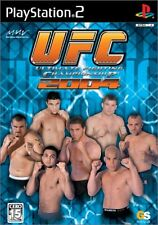 Used PS2 UFC 2004   Japan Import (Free Shipping)