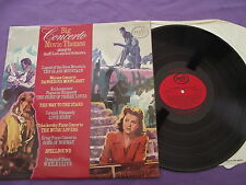 "Big Concerto Movie Themes - Geoff Love & his Orchestra. 12"" Vinyl Album (12A593)"