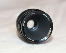 Vivitar MC Macro 55mm f/2.8 Lens, Canon FD, 1:2.8 in Excellent Condition, 1622