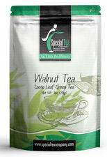 3 oz. Walnut Tea Loose Leaf Green Tea Includes Free Tea Infuser