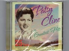 PATSY CLINE - THE GREATEST HITS - 25 TRACKS - Crazy , Fall To Pieces ..CD