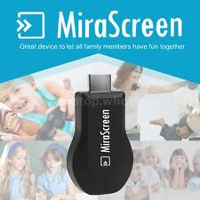 MiraScreen WIFI HD Display Dongle Miracast DLNA Airplay HDMI 1080p TV Stick GJ7N