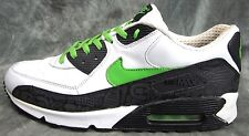 NIKE * US 12 * AIR MAX 90 REJUVINATION White/Green Bean/Black