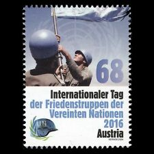 Austria 2016 - International Day of UN Peacekeepers Military - MNH