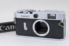 Exc++++ Canon Model P Rangefinder Camera Leica Screw Mount w/ Strap from Japan