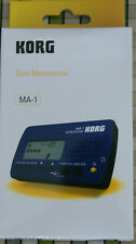 Korg MA1 Metronome ideal for pacing out tunes for drumming bagpipe MSR Selection