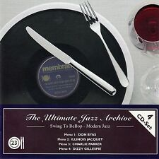 The ultimate Jazz Archive 23: D. Byas, I. Jacquet, parker, Gillespie/4 CD-set