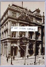 New Orleans Postcard (Read Description) CA. 1900 The Cotton Exchange Gravier St