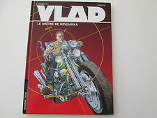 VLAD T2 EO2001 TBE/TTBE LE MAITRE DE NOVIJANKA EDITION ORIGINALE