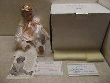 LITTLE MISS SHIRLEY TEMPLE TODDLER DOLL COLLECTION DANBURY MINT IN BOX