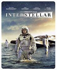 INTERSTELLAR Blu-Ray ltd. FuturePak (ähnlich STEELBOOK) EU-Import  Neu & OVP