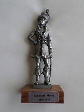 figurine étain du Prince - 1er empire - Maréchal Murat costume du sacre1767-1815