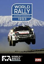 World Rally Championship - Review 1993 (New DVD) FIA WRC Sainz Auriol McRae