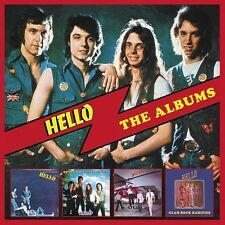 Hello - Hello: The Albums [New CD] UK - Import