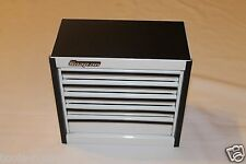 Snap On White Mini Bottom Roll Cab Tool Box Rare  Brand New