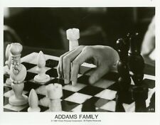 THING  THE ADDAMS FAMILY 1991 VINTAGE PHOTO ORIGINAL #7