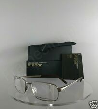 New Authentic Porsche Design P 8212 B  Eyeglasses Titanium P'8212 56mm Frame