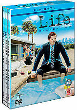 Life - Series 2 - Complete (DVD, 2009, 5-Disc Set) NEW AND SEALED REGION 2