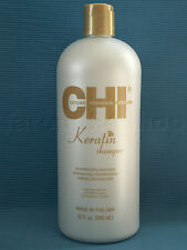 CHI KERATIN Reconstructing Shampoo vom FAROUK 32 fl.oz /  946 ml