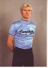 CYCLISME carte cycliste FERDINAND BRACKE (B) éditions coups de pédales