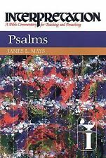 Psalms: Interpretation: A Bible Commentary for Teaching and Preaching, Mays, Jam