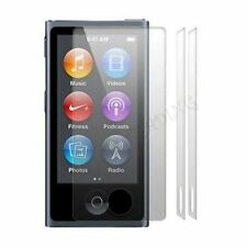3X CLEAR SCREEN PROTECTOR COVER FOR IPOD NANO 7 7TH GENERATION FILM GUARD