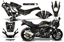AMR Racing Graphic Kit Wrap Part Suzuki GSXR 600/750F Street Bike 88-97 REAPER K