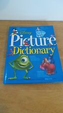 Disney Picture Dictionary by Alan Benjamin and Thea Feldman (2003, Hardcover)