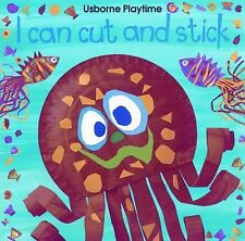 Acc, I Can Cut and Stick (Usborne Playtime), Gibson, Ray, 0746028024, Book