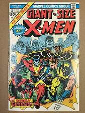 GIANT SIZE X-MEN #1 FIRST NEW X-MEN COCKRUM F-VF