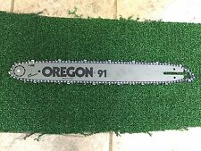 Oregon 18'' Bar and SAW CHAIN Combo Craftsman, Poulan, Husqvarna, ECHO 3/8 LO PR